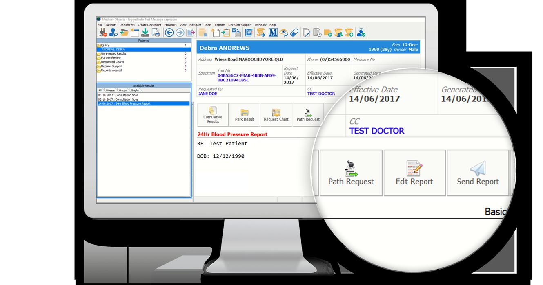 Explorer Desktop - Specialist Practice Software